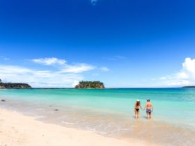 Barlings Beach Holiday Park Tomakin beach
