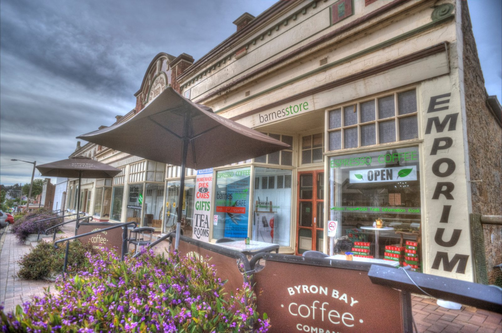 Barnes Store Cafe - Murrumburrah