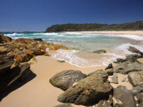 Sapphire Coast, barraga bay, beach