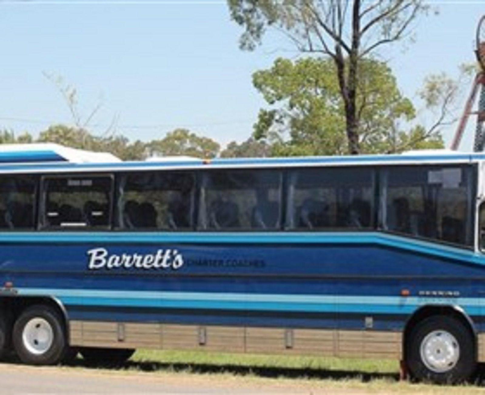 Barretts Charter Coaches
