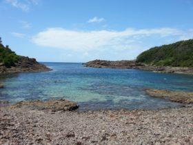Bass Ponit Reserve, Bushrangers Bay