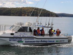 Batemans Bay Fishing on The MV Jean Marie