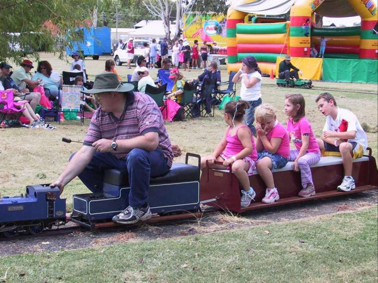 Bathurst Miniature Railway