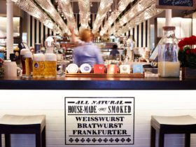 Bavarian Bier Café