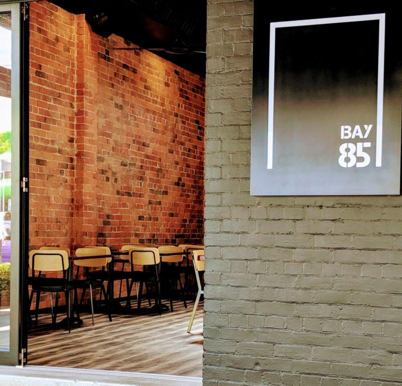 Wagga Bay 85 entrance
