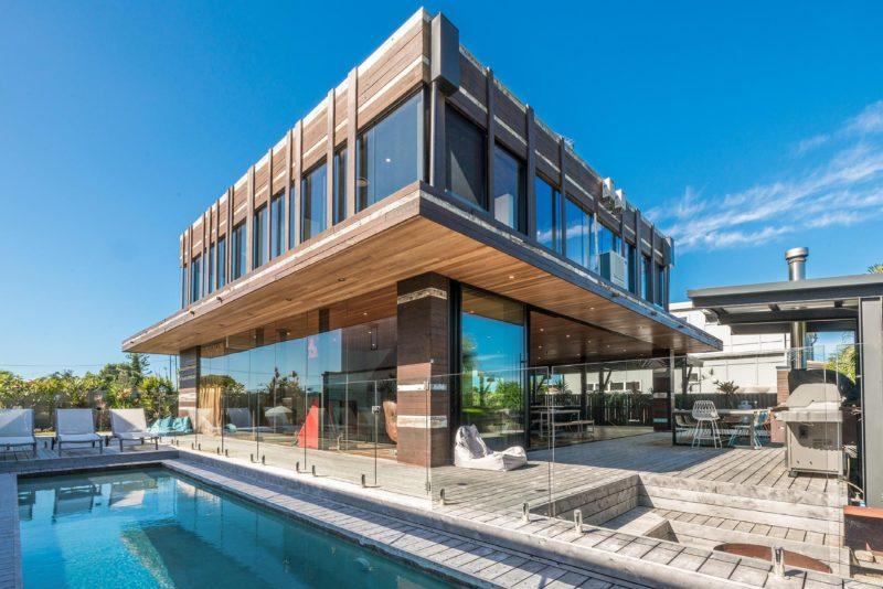 Beach Box - Byron Bay - House and Pool Area