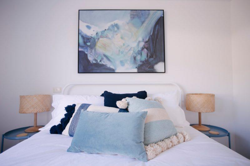 Beach St Retreat Master Bedroom