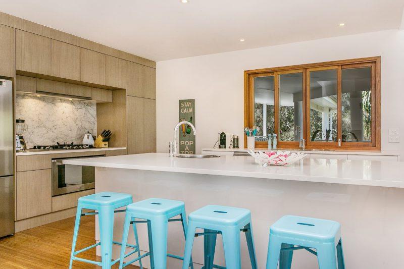 Beachcomber Blue - Kitchen