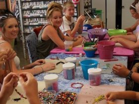 Bead Shack invites groups to book