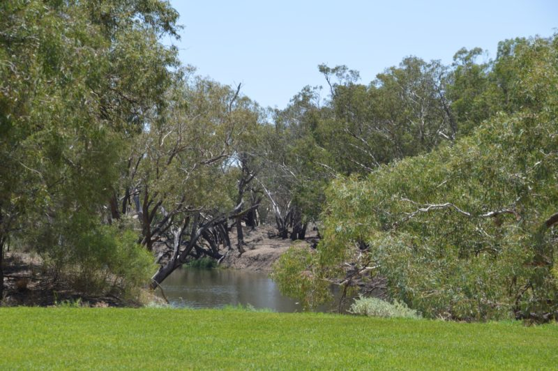 Beds on the Barwon
