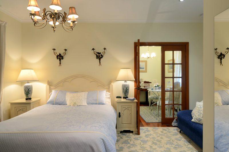 Church cottage bedroom