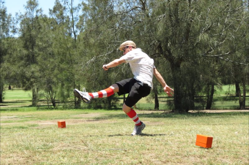 Footgolf Action