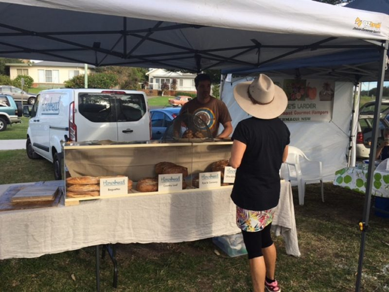 Bermagui Fishermen's Wharf Growers Market Honorbread