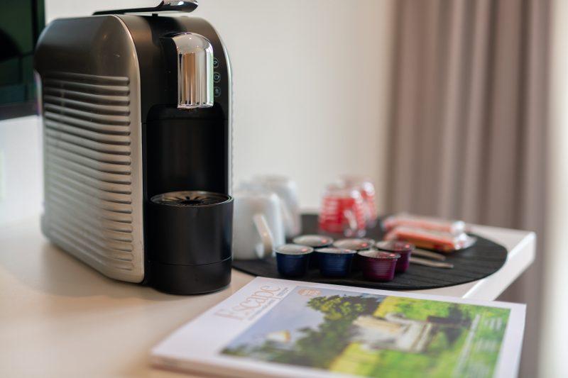 Berrima Bakehouse Motel Room Coffee Machine