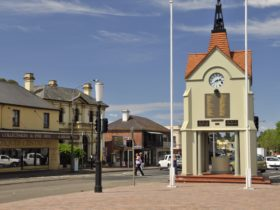 Mittagong Clock Tower