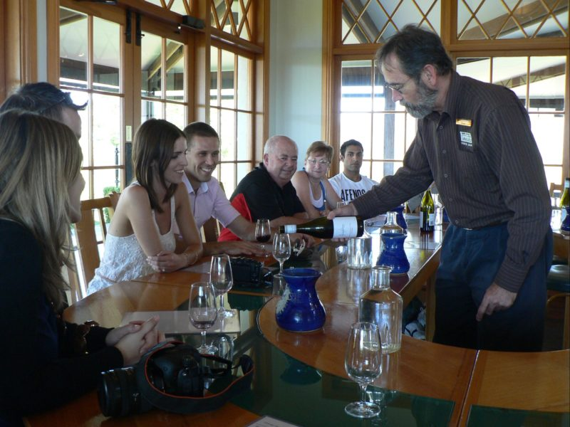 Wine tasting with Best Tour