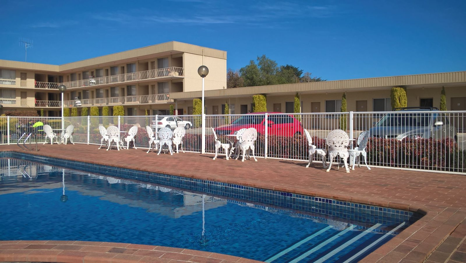 Best Western Central Motel and Apartments