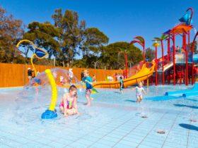 Fun at Sunny's Aquaventure Park