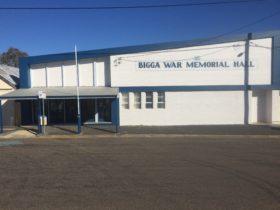 Bigga Memorial Halll