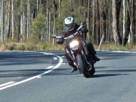 See Australia on a motorbike