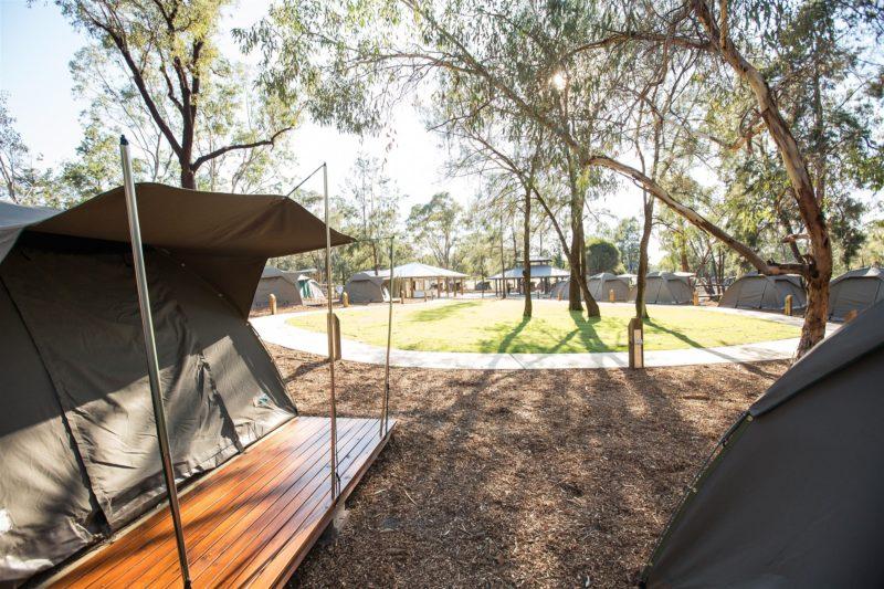 Billabong Camp, Taronga Western Plains Zoo, Dubbo