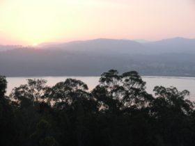 Merimbula Top Lake View