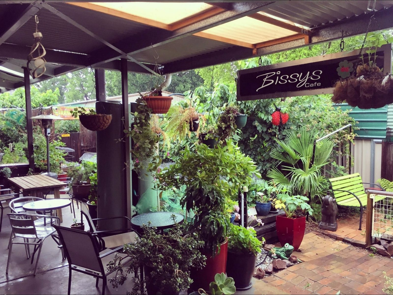 Bissys Cafe Orange