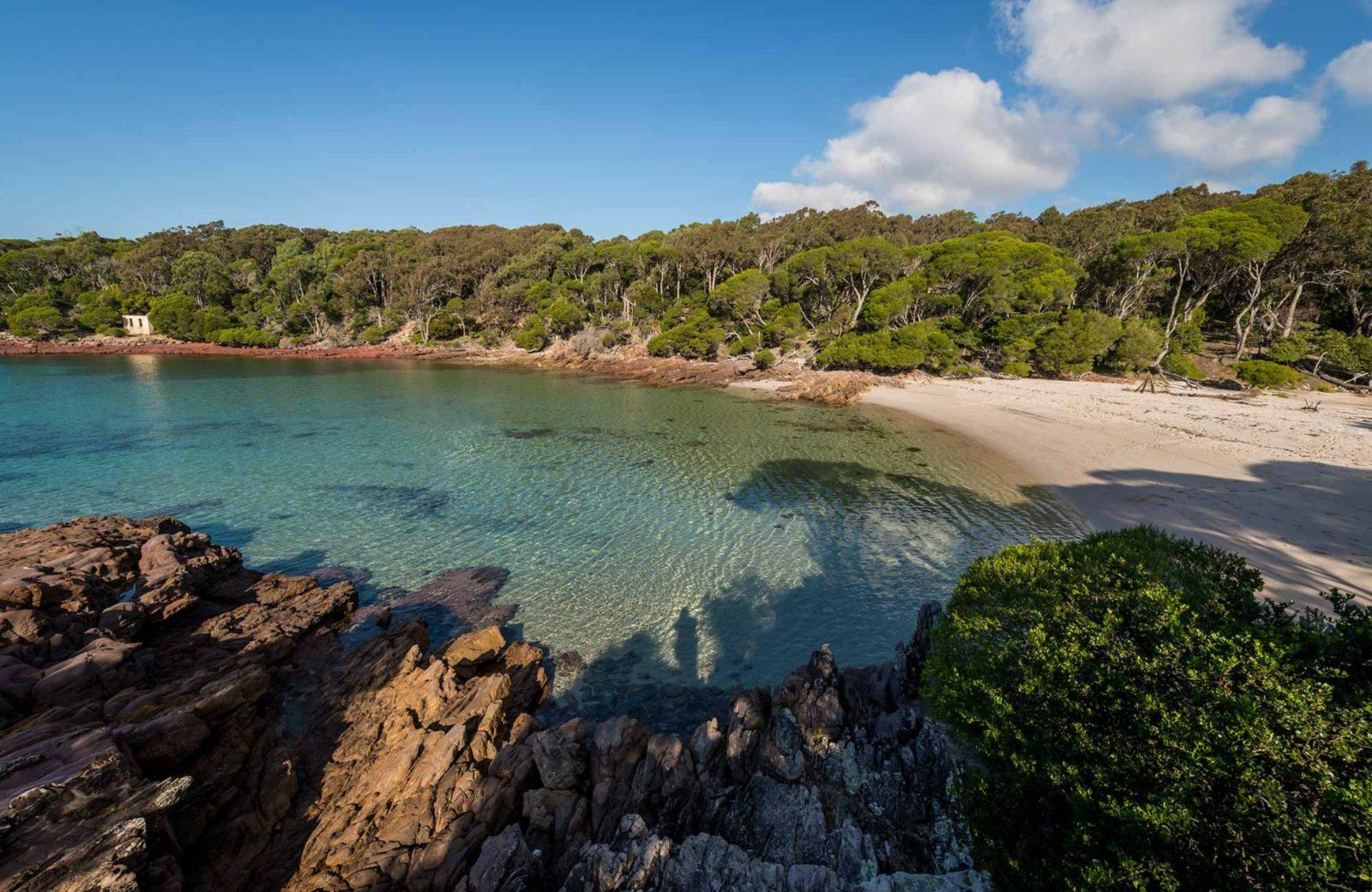 Bittangabee Bay, Ben Boyd National Park. Photo: John Spencer