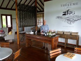 Our cellar door