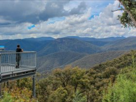 Black Perry lookout