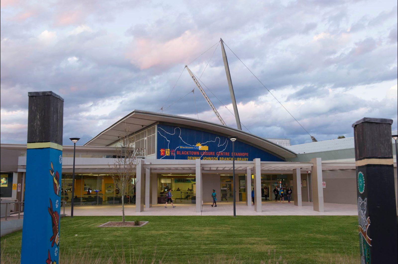Blacktown Leisure Centre Stanhope