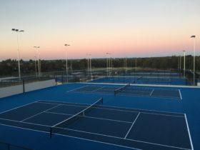 Blacktown Tennis Centre Stanhope