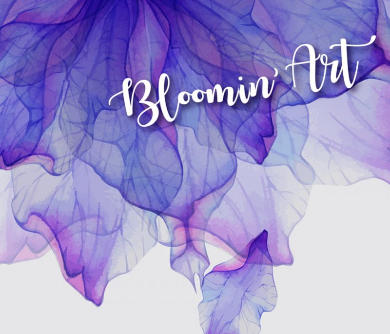 Bloomin' Art