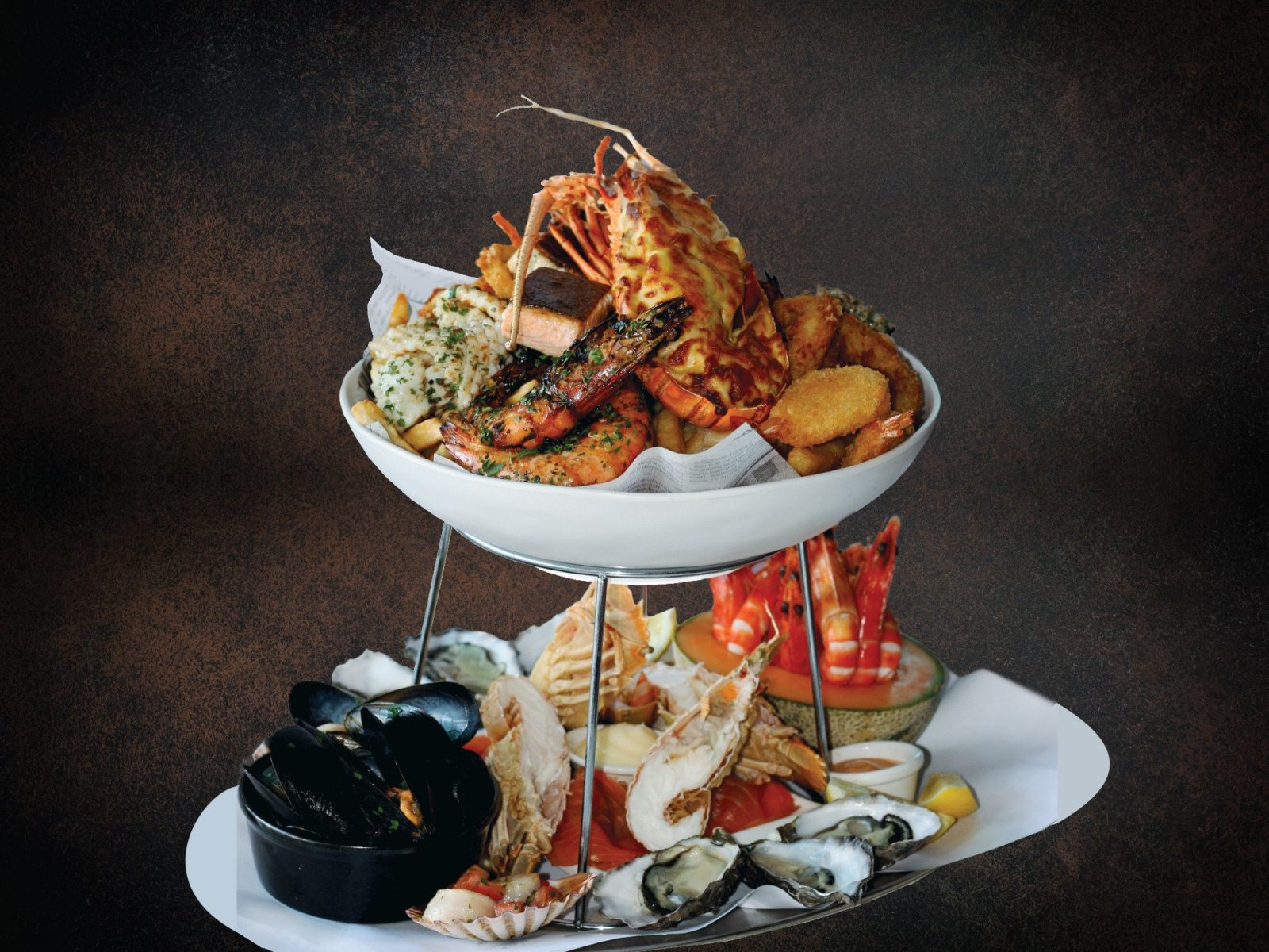 Giant Seafood Platter