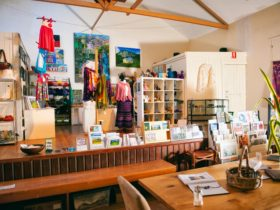 Blue Knob Hall Gallery and Cafe