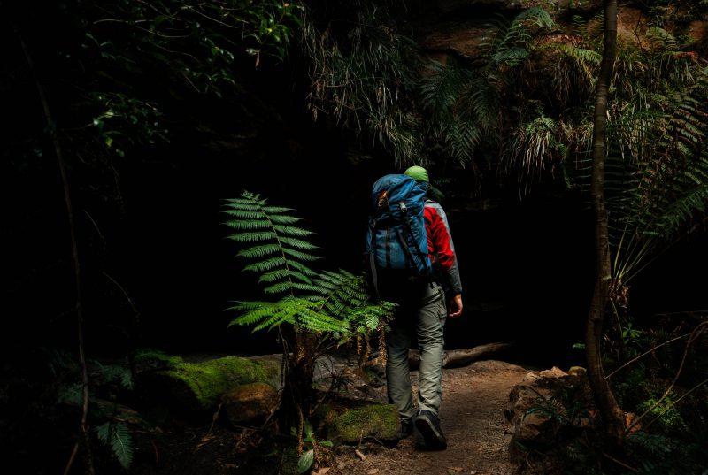 Canyoning, Bushwalking, Hiking and Abseiling Tours
