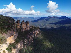 Echo Point, Three Sisters, Blue Mountains, Blue Mountains Eco Tours