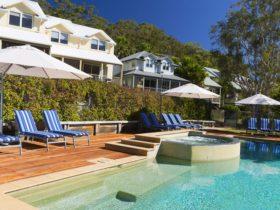 Pool - Blueys Retreat