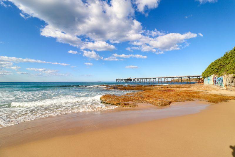 Catho Cottage beach