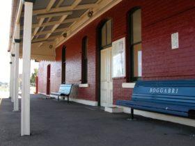 Boggabri Train Station