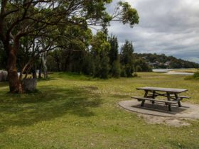 Bonnie Vale picnic area