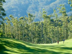 Bonville Golf Resort, Australia's most beautiful mainland golf course