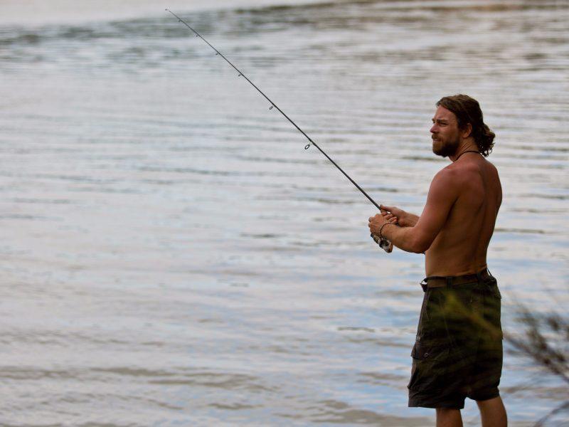 Fishing, Booderee National Park