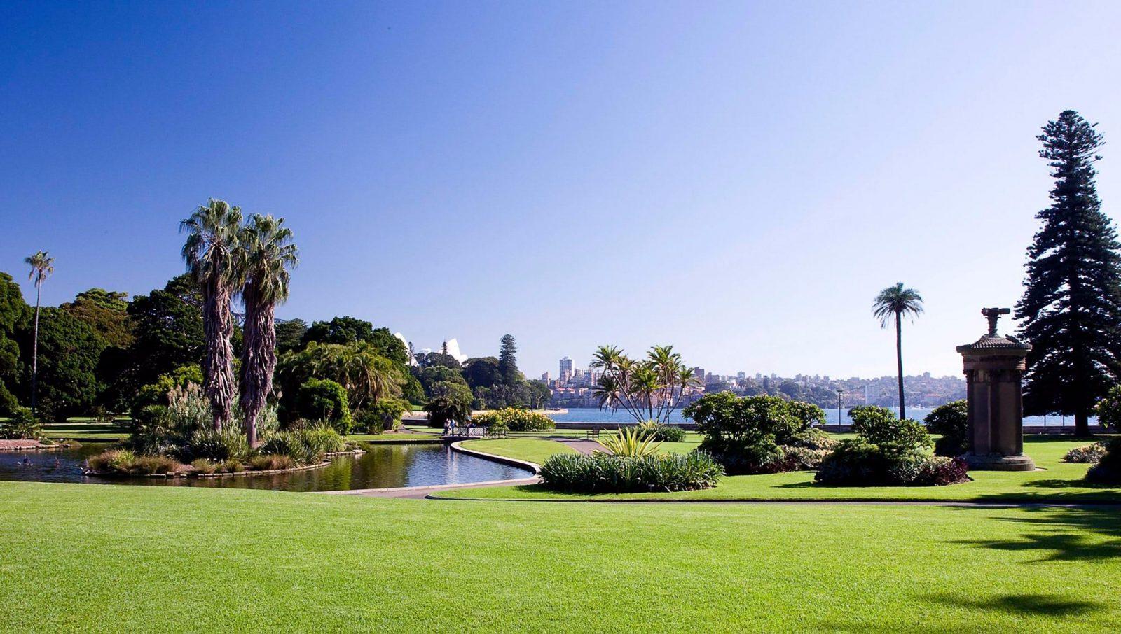 Botanic Gardens Restaurant