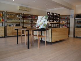 Organic Store in Vaucluse