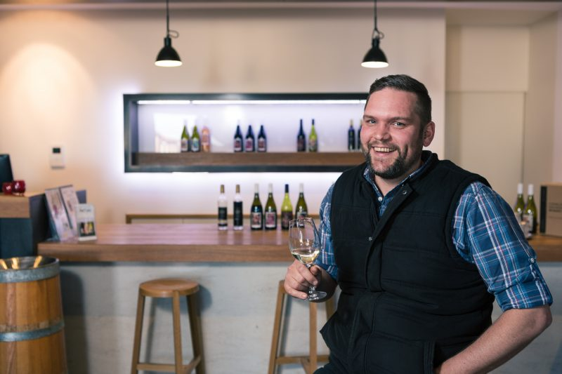 Wagga based Wine Maker Campbell