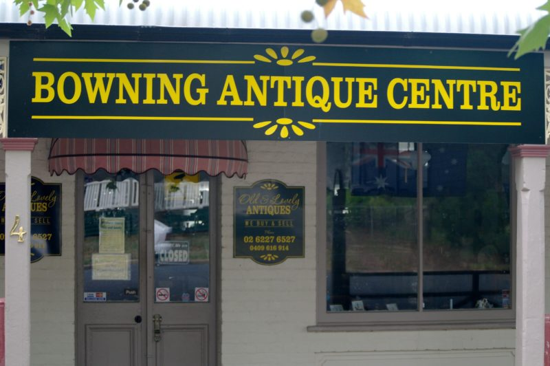 Bowning Antique Centre
