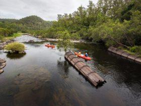 Boyd River, Buccarumbi