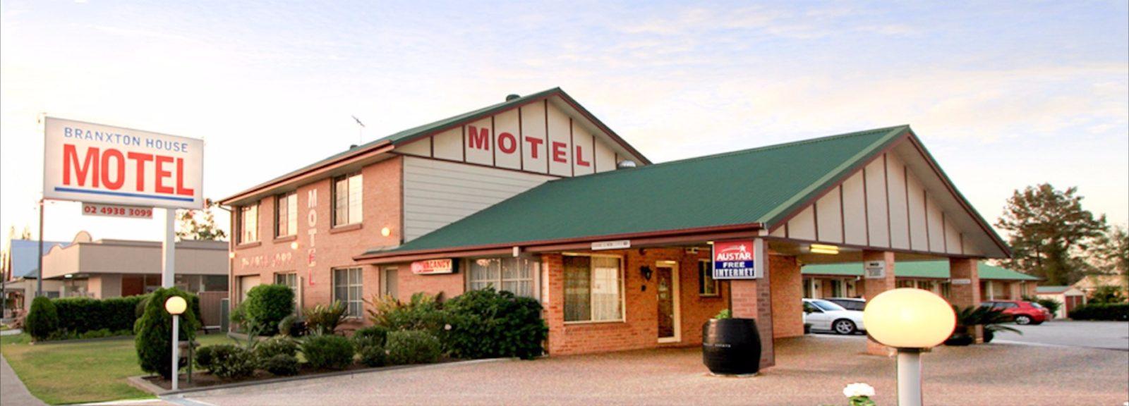 Branxton House Motel
