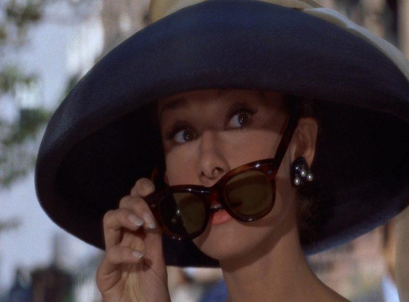 Audrey Hepburn from Breakfast at Tiffany's